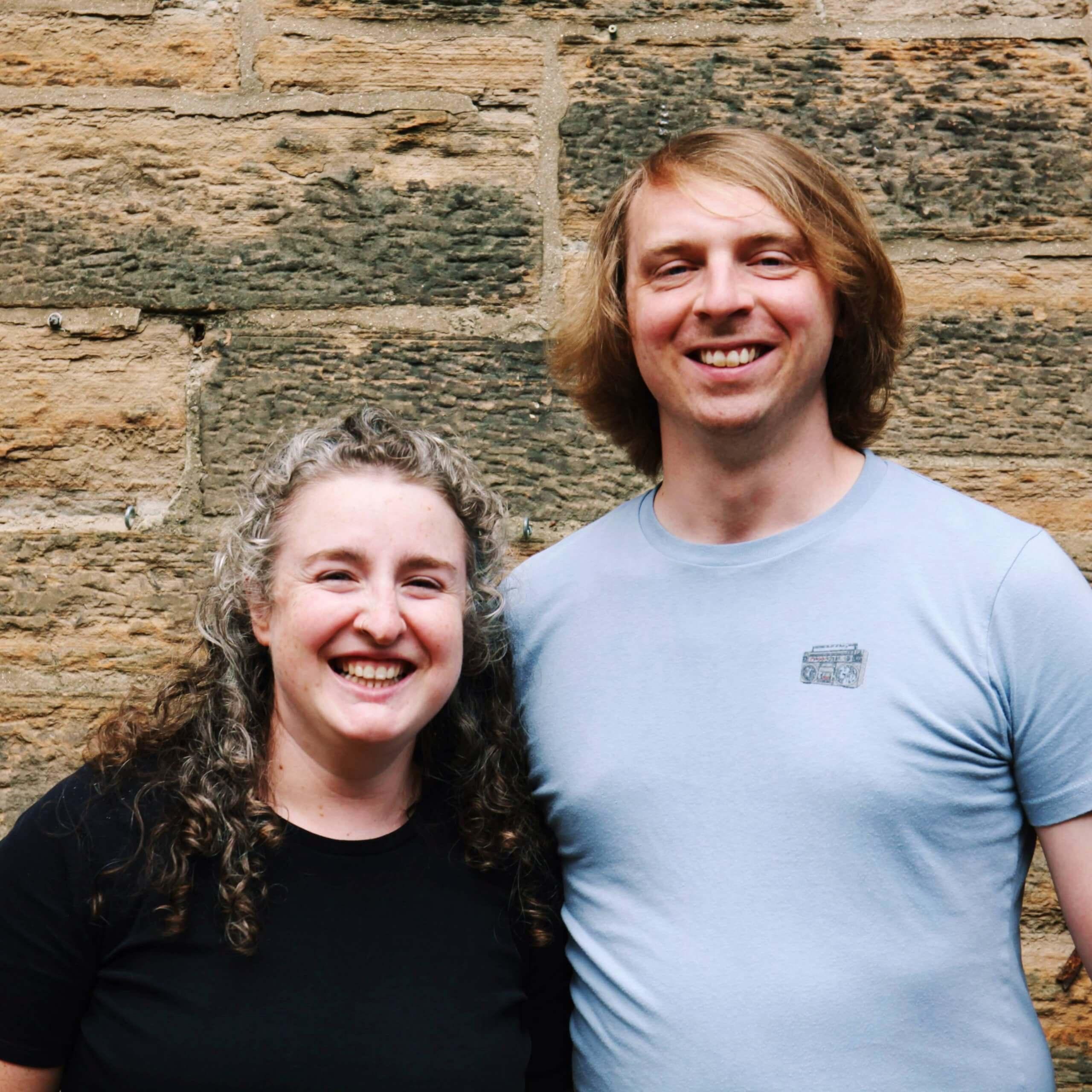 Alan & Esme