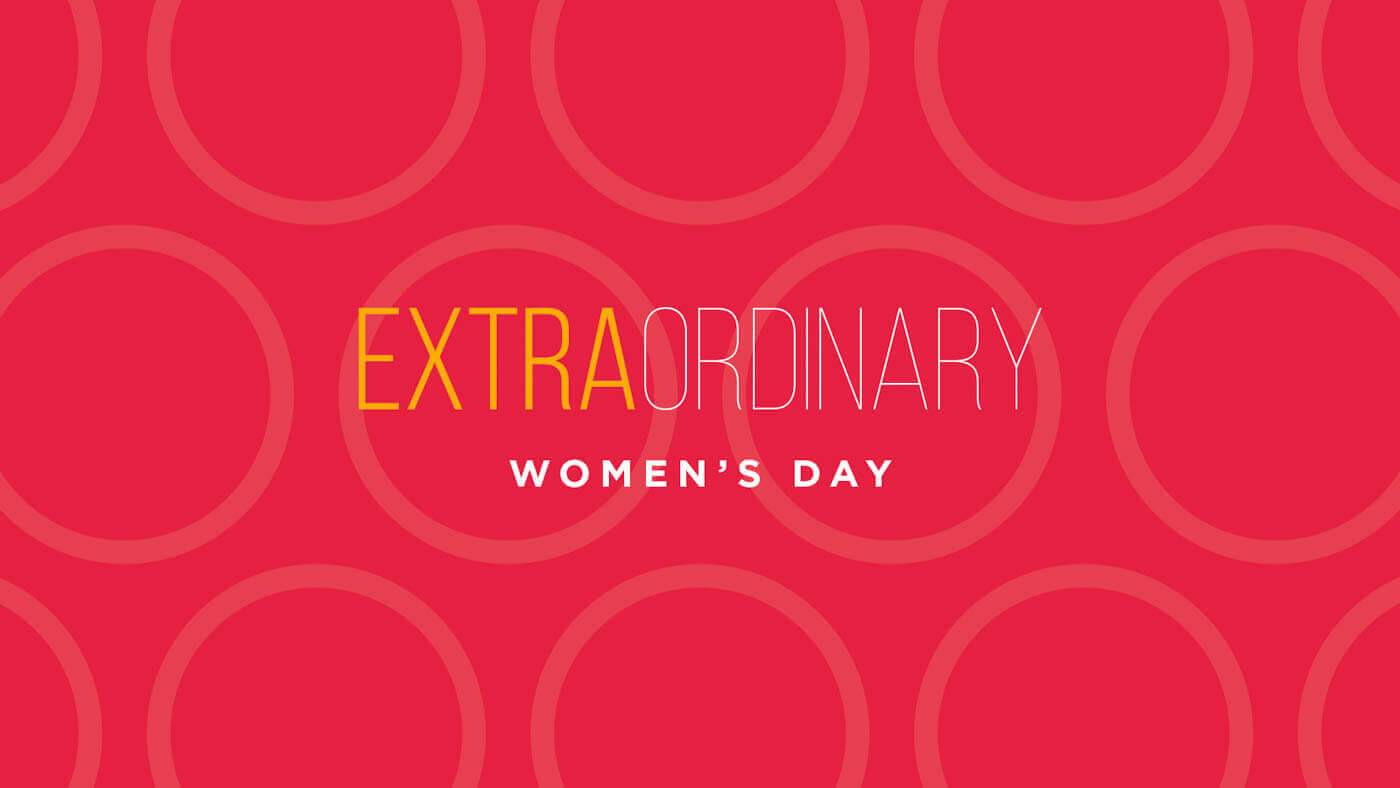 ExtraOrdinary – Women's Conference