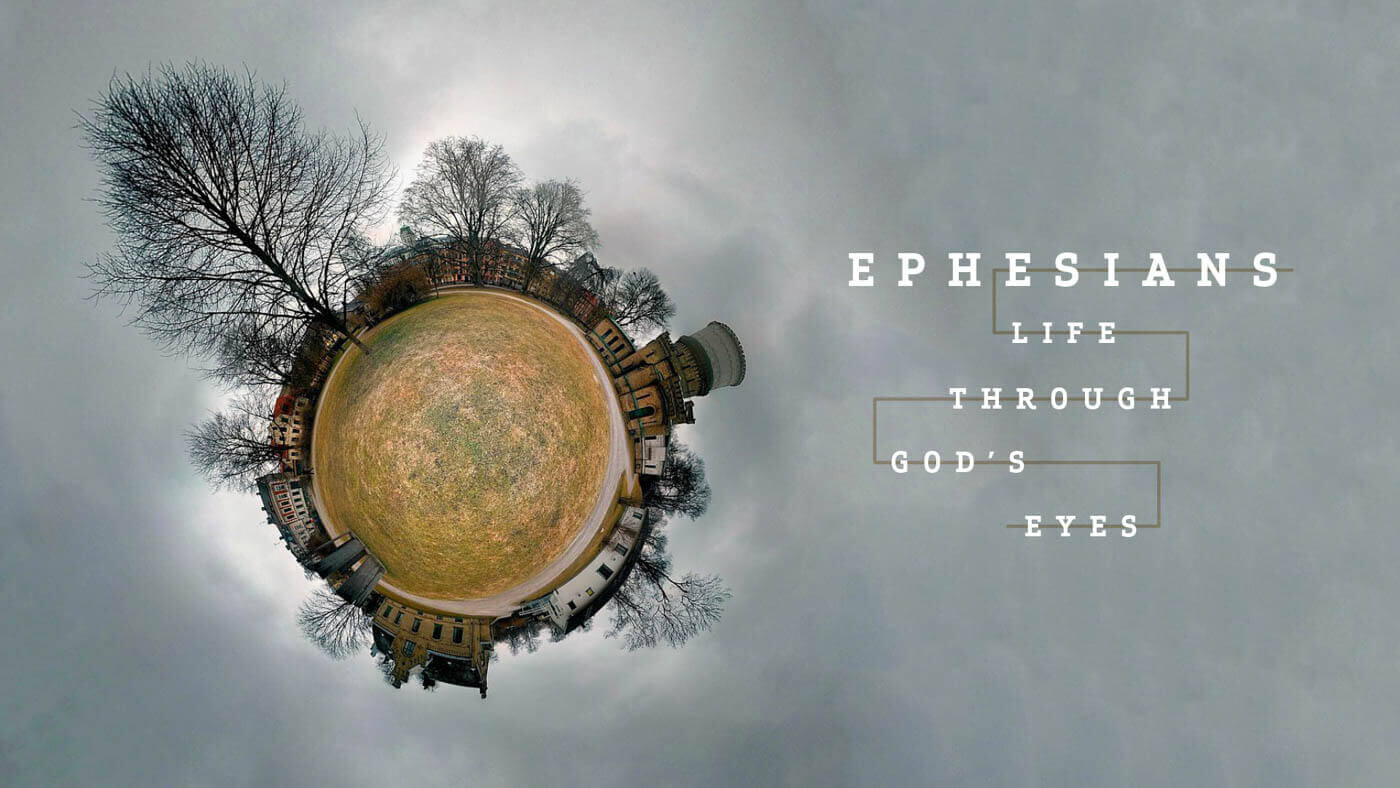 Life Through God's Eyes