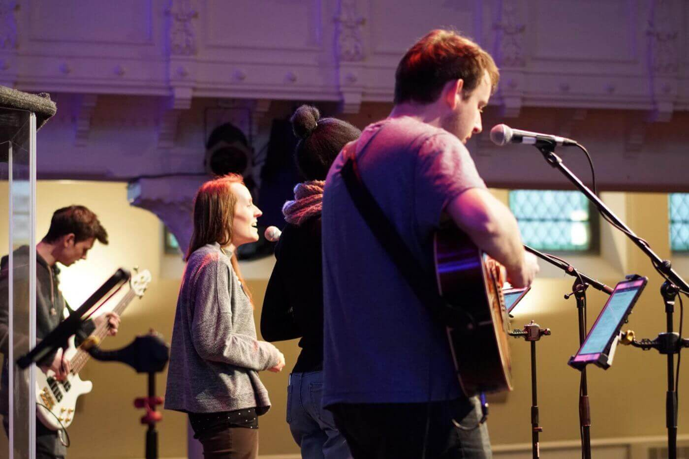 Singers & Musicians