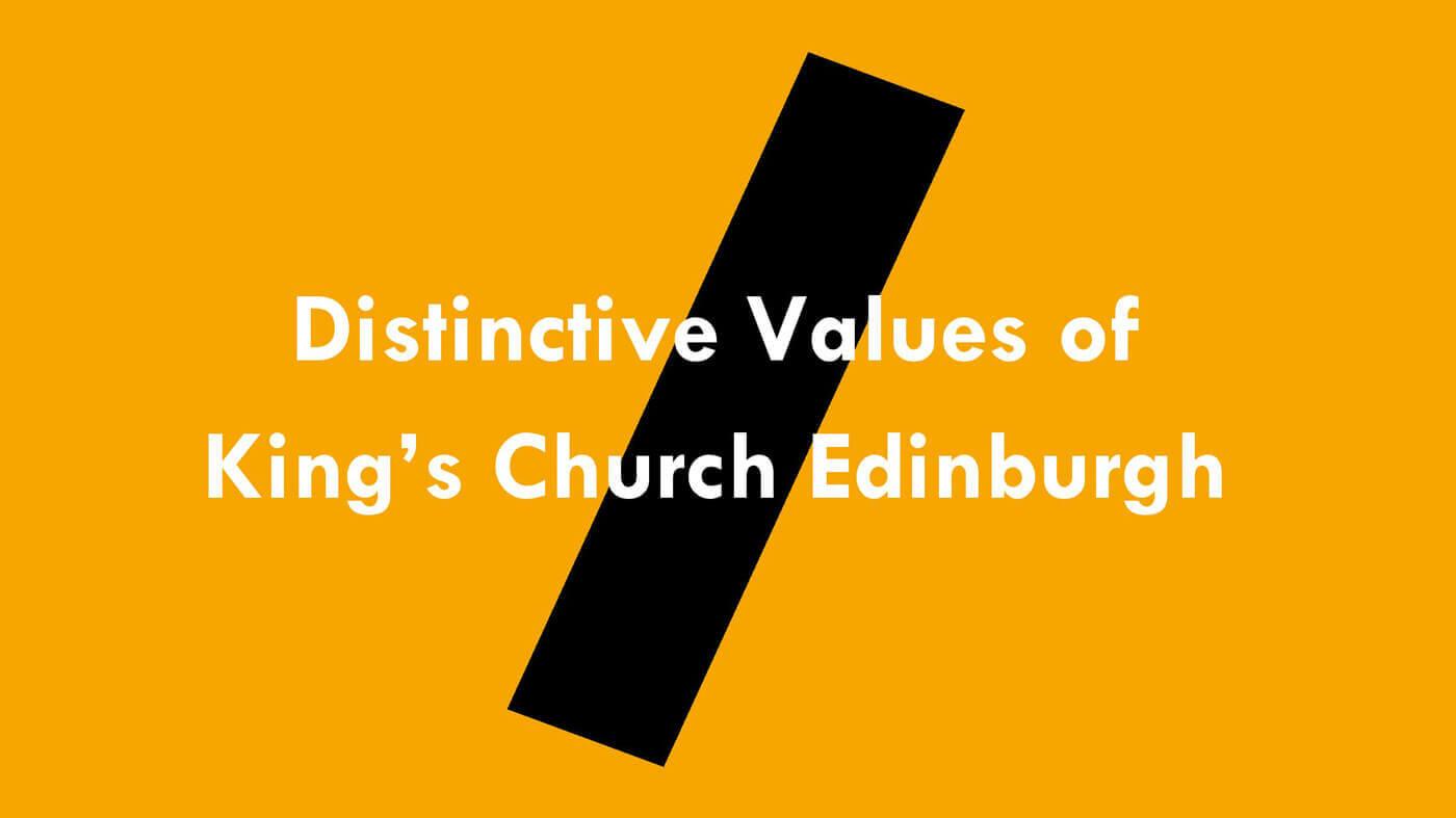 Distinctive Values