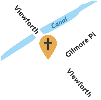 Map for Kings Church