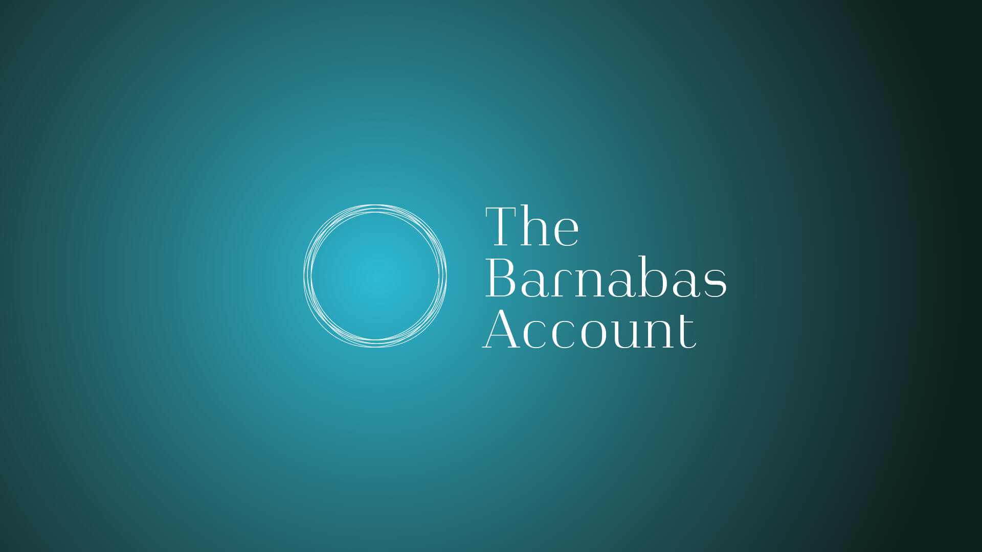 The Barnabas Account
