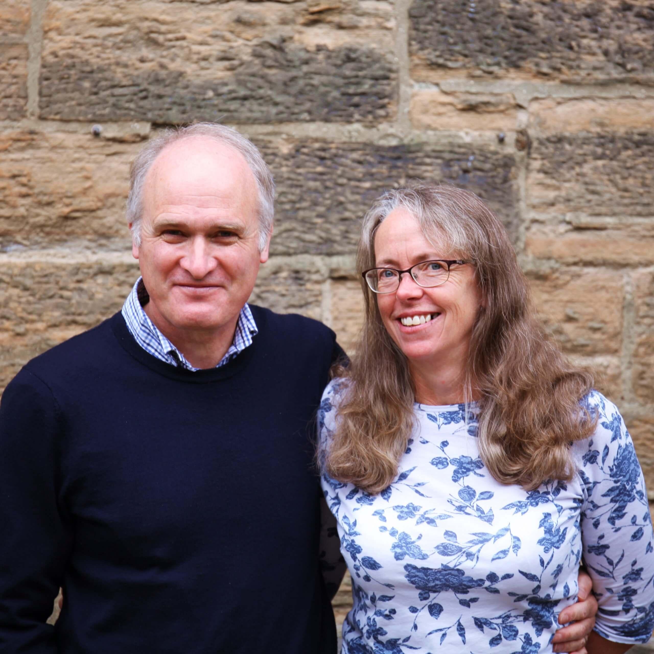 Guy & Jocelyn
